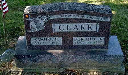 CLARK, DOROTHY M - Gallia County, Ohio | DOROTHY M CLARK - Ohio Gravestone Photos