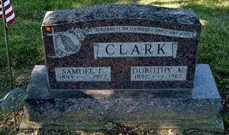 CLARK, SAMUEL E - Gallia County, Ohio | SAMUEL E CLARK - Ohio Gravestone Photos