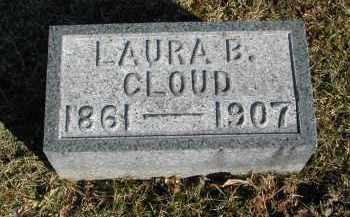 CLOUD, LAURA B. - Gallia County, Ohio | LAURA B. CLOUD - Ohio Gravestone Photos