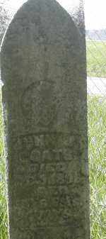 COATES, JOHN J. - Gallia County, Ohio | JOHN J. COATES - Ohio Gravestone Photos