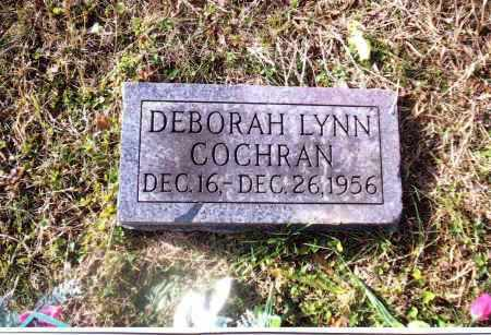 COCHRAN, DEBORAH LYNN - Gallia County, Ohio | DEBORAH LYNN COCHRAN - Ohio Gravestone Photos
