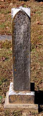 COHEN, CLENZY - Gallia County, Ohio | CLENZY COHEN - Ohio Gravestone Photos