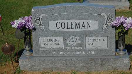 COLEMAN, CYRILL EUGENE - Gallia County, Ohio | CYRILL EUGENE COLEMAN - Ohio Gravestone Photos