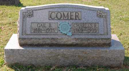 COMER, GAIL - Gallia County, Ohio | GAIL COMER - Ohio Gravestone Photos