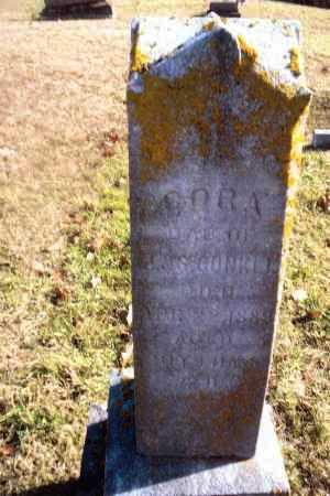CONKLE, CORA - Gallia County, Ohio | CORA CONKLE - Ohio Gravestone Photos