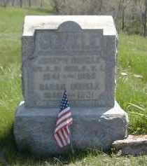 CONKLE, SARAH - Gallia County, Ohio | SARAH CONKLE - Ohio Gravestone Photos