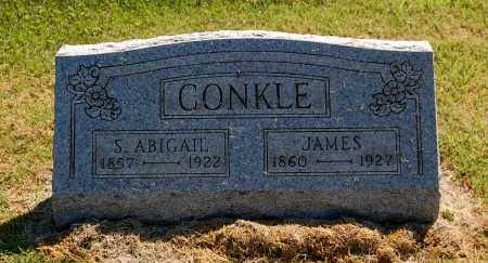 CONKLE, S. ABIGAIL - Gallia County, Ohio | S. ABIGAIL CONKLE - Ohio Gravestone Photos