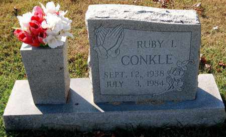 CONKLE, RUBY I - Gallia County, Ohio | RUBY I CONKLE - Ohio Gravestone Photos