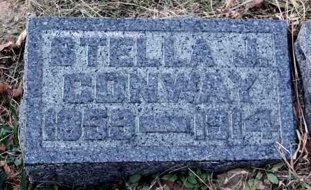 CONWAY, STELLA J - Gallia County, Ohio | STELLA J CONWAY - Ohio Gravestone Photos