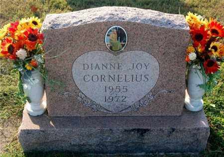 CORNELIUS, DIANNE JOY - Gallia County, Ohio | DIANNE JOY CORNELIUS - Ohio Gravestone Photos