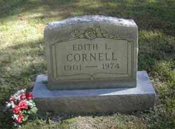 CORNELL, EDITH - Gallia County, Ohio | EDITH CORNELL - Ohio Gravestone Photos