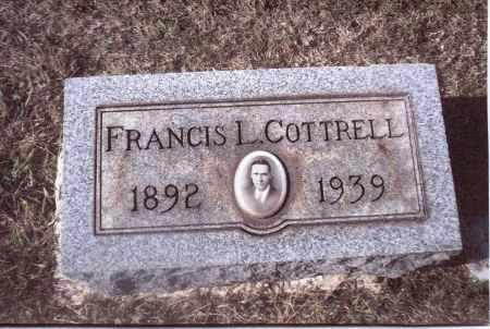 COTTRELL, FRANCIS L. - Gallia County, Ohio | FRANCIS L. COTTRELL - Ohio Gravestone Photos