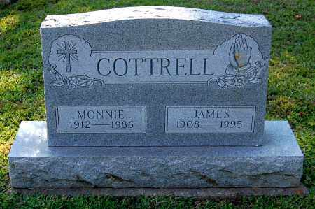COTTRELL, JAMES - Gallia County, Ohio | JAMES COTTRELL - Ohio Gravestone Photos