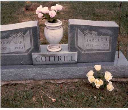 HARTSOOK COTTRILL, MARY MAE - Gallia County, Ohio | MARY MAE HARTSOOK COTTRILL - Ohio Gravestone Photos