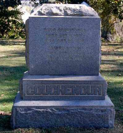 COUGHENOUR, DAVID - Gallia County, Ohio | DAVID COUGHENOUR - Ohio Gravestone Photos
