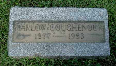 COUGHENOUR, HARLOW - Gallia County, Ohio | HARLOW COUGHENOUR - Ohio Gravestone Photos