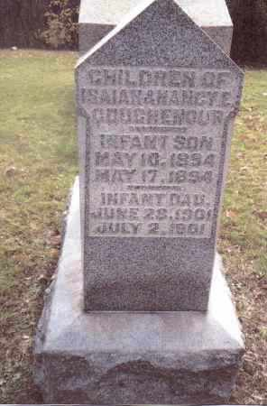 COUGHENOUR, INFANT SON - Gallia County, Ohio | INFANT SON COUGHENOUR - Ohio Gravestone Photos