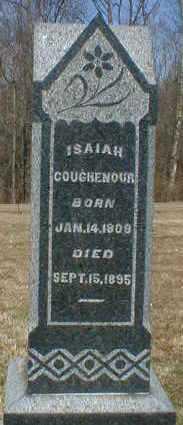 COUGHENOUR, ISAIAH - Gallia County, Ohio | ISAIAH COUGHENOUR - Ohio Gravestone Photos