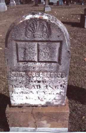 COUGHENOUR, JOHN - Gallia County, Ohio | JOHN COUGHENOUR - Ohio Gravestone Photos