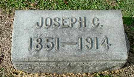 COUGHENOUR, JOSEPH C - Gallia County, Ohio | JOSEPH C COUGHENOUR - Ohio Gravestone Photos