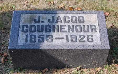COUGHENOUR, JOHN JACOB - Gallia County, Ohio | JOHN JACOB COUGHENOUR - Ohio Gravestone Photos