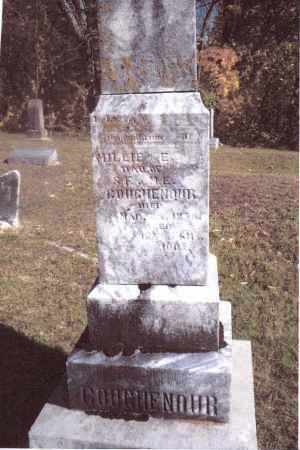 COUGHENOUR, MILLIE - Gallia County, Ohio   MILLIE COUGHENOUR - Ohio Gravestone Photos