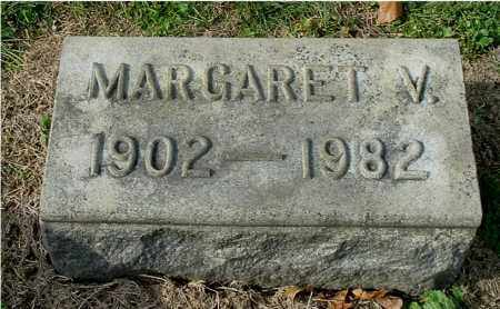 COUGHENOUR, MARGARET V - Gallia County, Ohio | MARGARET V COUGHENOUR - Ohio Gravestone Photos
