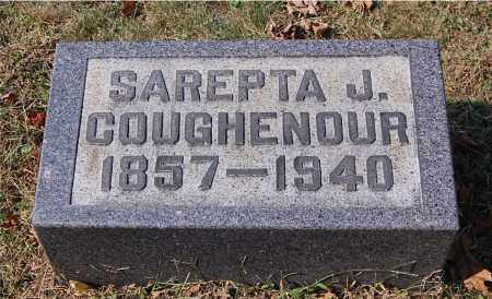 COUGHENOUR, SAREPTA J - Gallia County, Ohio | SAREPTA J COUGHENOUR - Ohio Gravestone Photos
