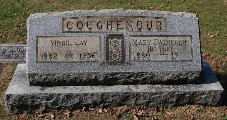COUGHENOUR, MARY CATHERINE - Gallia County, Ohio | MARY CATHERINE COUGHENOUR - Ohio Gravestone Photos