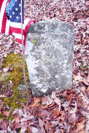 COURT, FREDRIC - Gallia County, Ohio | FREDRIC COURT - Ohio Gravestone Photos