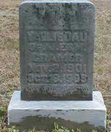 CRAMER, VALLIE - Gallia County, Ohio | VALLIE CRAMER - Ohio Gravestone Photos