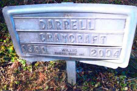 CRAYCRAFT, DARRELL - Gallia County, Ohio | DARRELL CRAYCRAFT - Ohio Gravestone Photos