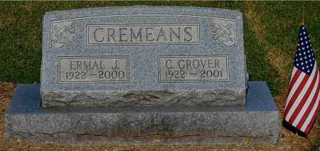 CREMEANS, ERMAL J - Gallia County, Ohio | ERMAL J CREMEANS - Ohio Gravestone Photos