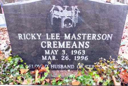 CREMEANS, RICKY LEE - Gallia County, Ohio | RICKY LEE CREMEANS - Ohio Gravestone Photos