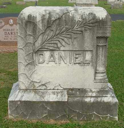 DANIEL, FAMILY MONUMENT - Gallia County, Ohio | FAMILY MONUMENT DANIEL - Ohio Gravestone Photos