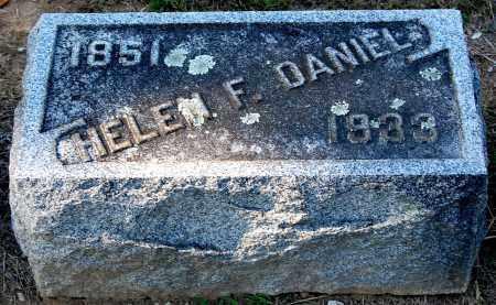 DANIEL, HELEN F - Gallia County, Ohio | HELEN F DANIEL - Ohio Gravestone Photos