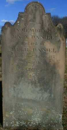DANIEL, MARY - Gallia County, Ohio | MARY DANIEL - Ohio Gravestone Photos
