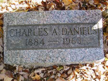 DANIELS, CHARLES - Gallia County, Ohio | CHARLES DANIELS - Ohio Gravestone Photos