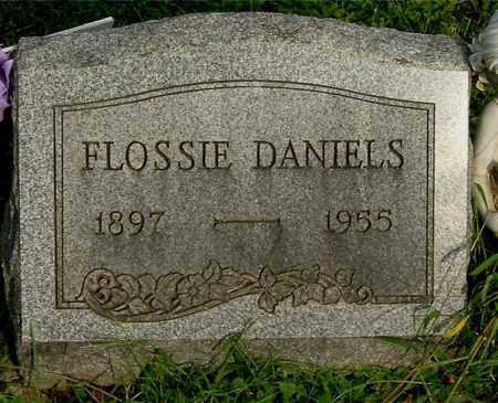 DANIELS, FLOSSIE - Gallia County, Ohio | FLOSSIE DANIELS - Ohio Gravestone Photos