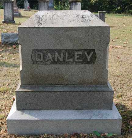 DANLEY, FAMILY MONUMENT - Gallia County, Ohio | FAMILY MONUMENT DANLEY - Ohio Gravestone Photos