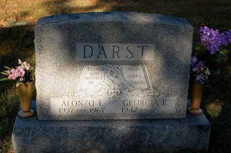 DARST, GEORGIA F. - Gallia County, Ohio | GEORGIA F. DARST - Ohio Gravestone Photos