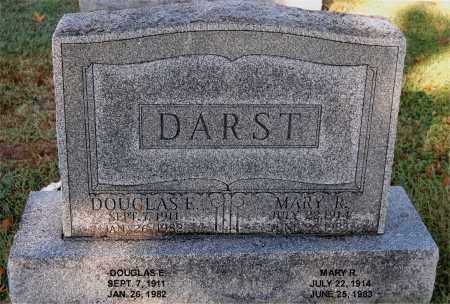 DARST, MARY R. - Gallia County, Ohio | MARY R. DARST - Ohio Gravestone Photos