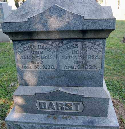 DARST, JAMES - Gallia County, Ohio | JAMES DARST - Ohio Gravestone Photos