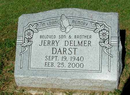DARST, JERRY DELMER - Gallia County, Ohio | JERRY DELMER DARST - Ohio Gravestone Photos