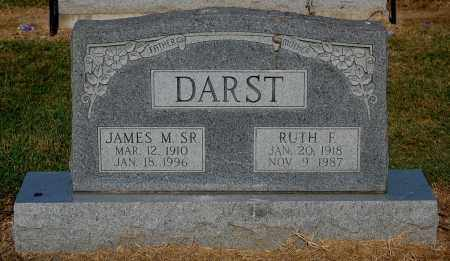DARST, RUTH F - Gallia County, Ohio | RUTH F DARST - Ohio Gravestone Photos