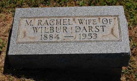 DARST, M. RACHEL - Gallia County, Ohio | M. RACHEL DARST - Ohio Gravestone Photos