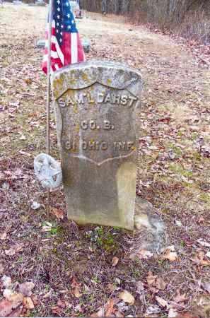 DARST, SAMUEL - Gallia County, Ohio | SAMUEL DARST - Ohio Gravestone Photos