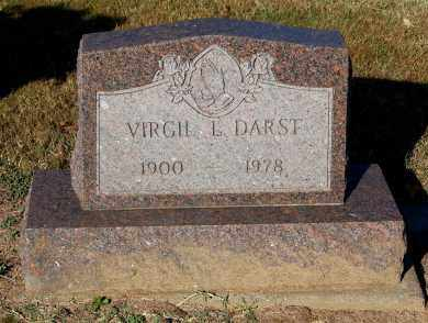 DARST, VIRGIL L - Gallia County, Ohio | VIRGIL L DARST - Ohio Gravestone Photos