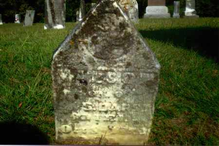 DARST, WILSON - Gallia County, Ohio | WILSON DARST - Ohio Gravestone Photos