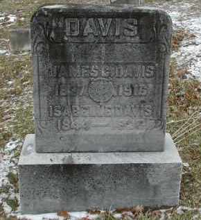 DAVIS, JAMES C. - Gallia County, Ohio | JAMES C. DAVIS - Ohio Gravestone Photos